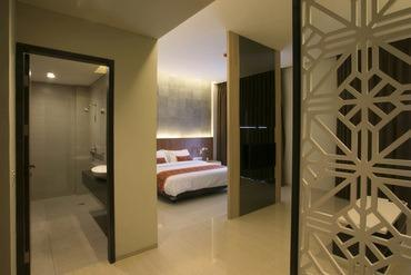 Moscato Hotel and Cafe Bandung - Suite