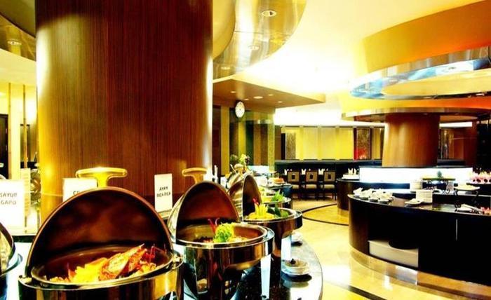 Grand Dafam Bela Ternate - Ruang makan