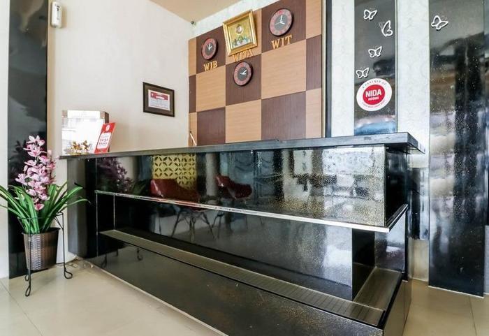 NIDA Rooms Fort Rotterdam Makassar - Resepsionis