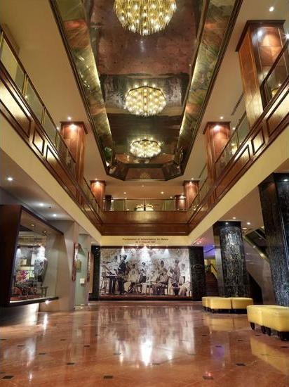 Keterangan Hotel Federal Kuala Lumpur