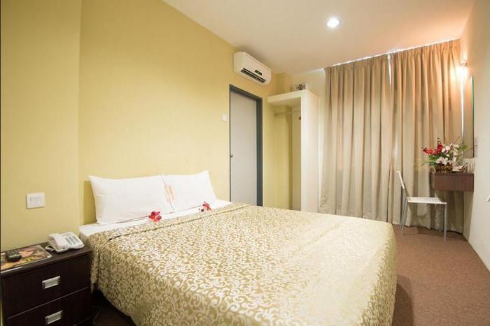 Anda Akan Berada Di Pusat Kota Penang Dengan Bermalam Grand Inn Hanya Beberapa Langkah Dari Loh Guan Lye Specialist Centre Dan Dekat TESCO Hotel