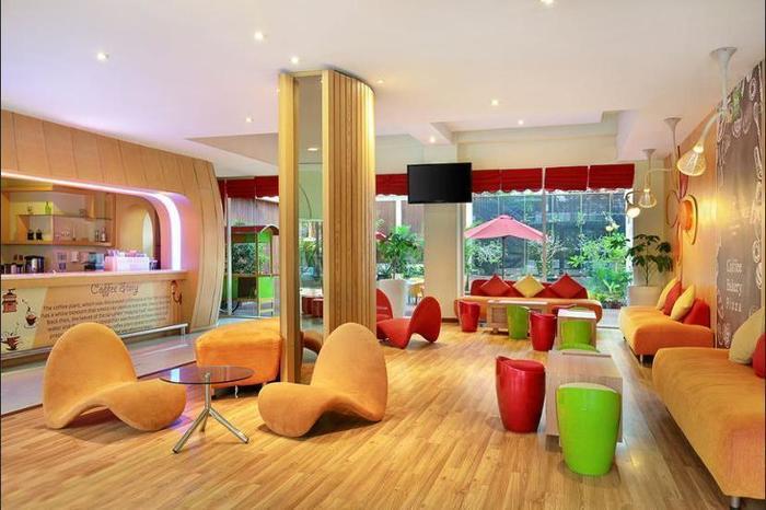 ibis Styles Yogyakarta - Lobby Lounge