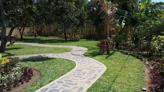 Mango Tree Inn Bali - Property Grounds