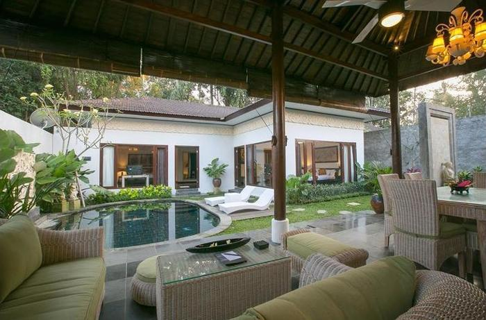 Ubud Raya Resort Bali - Terrace/Patio
