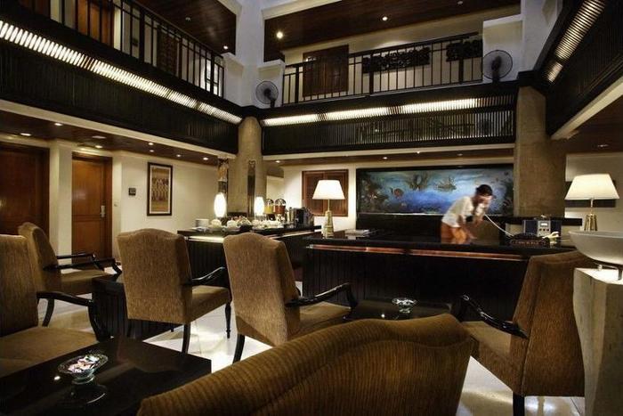 InterContinental Bali - Guestroom