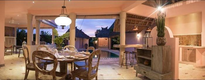 Hacienda Bali - In-Room Dining
