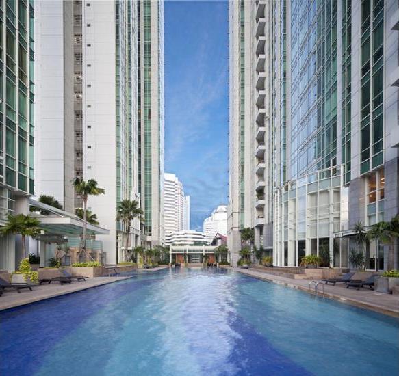Fraser Residence Sudirman Jakarta - Bathroom