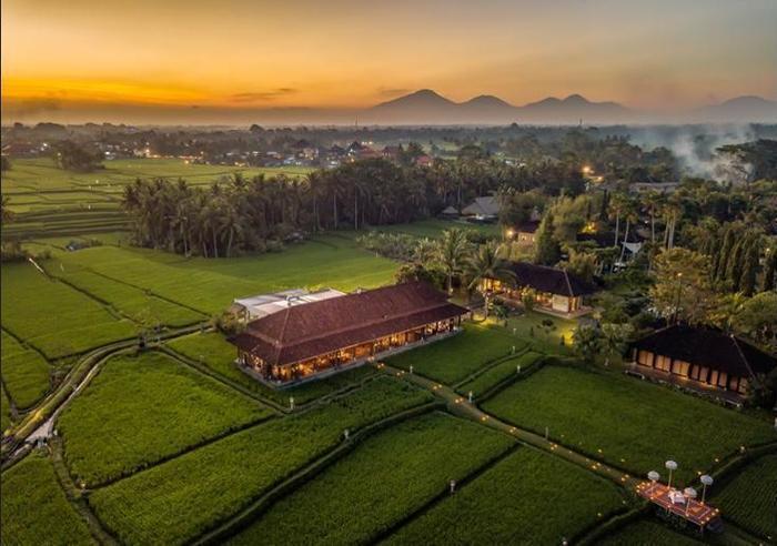 The Chedi Club Tanah Gajah Ubud - Terrace/Patio