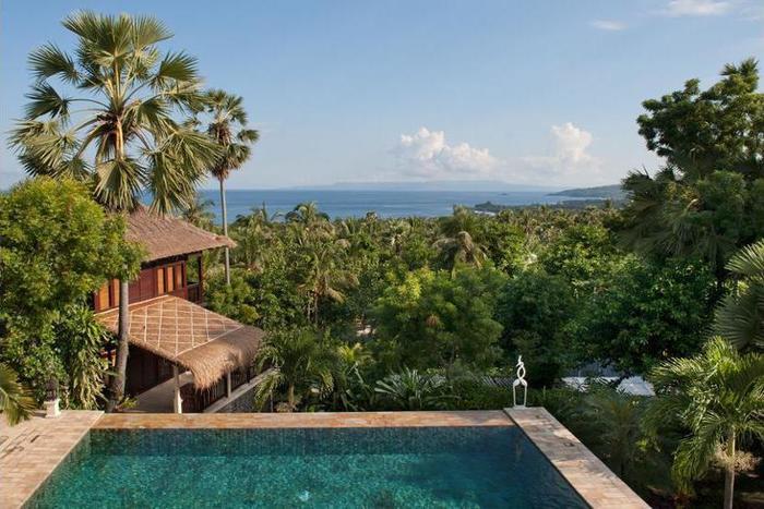 Villa Flow Candidasa Bali