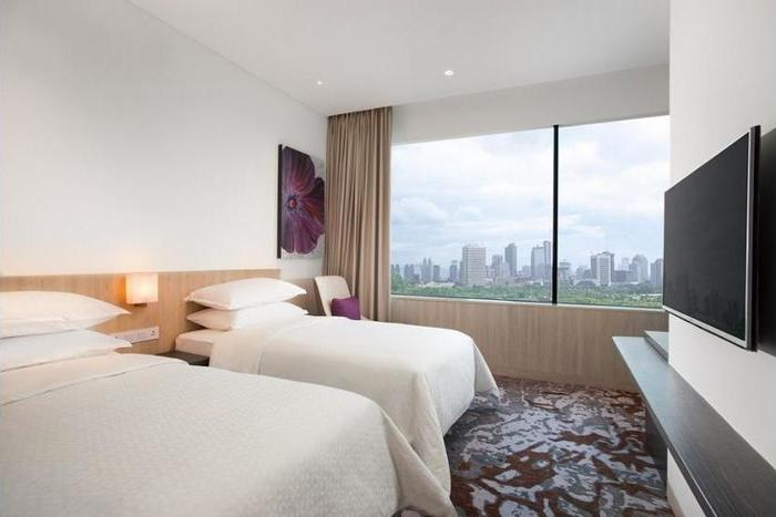 Four Points by Sheraton Jakarta Thamrin - Guestroom