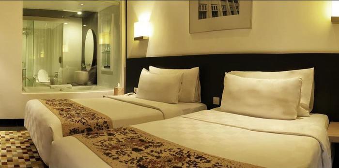 Padma Hotel Bandung - View from Hotel