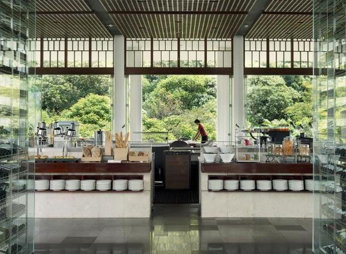 Padma Hotel Bandung - Restaurant