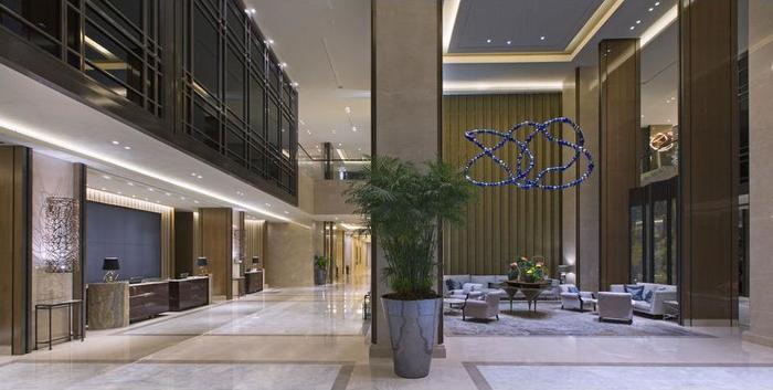 Sheraton Grand Jakarta Gandaria City Hotel Jakarta - Lobby