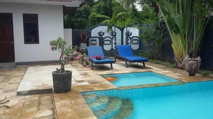 Starlight Restaurant & Bungalows Bali - Guestroom