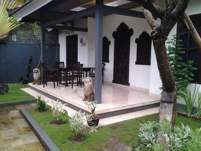 Starlight Restaurant & Bungalows Bali - Terrace/Patio