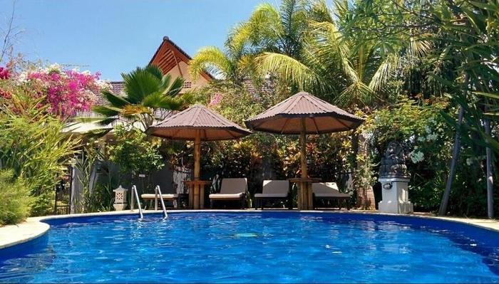 Starlight Restaurant & Bungalows Bali - Outdoor Pool