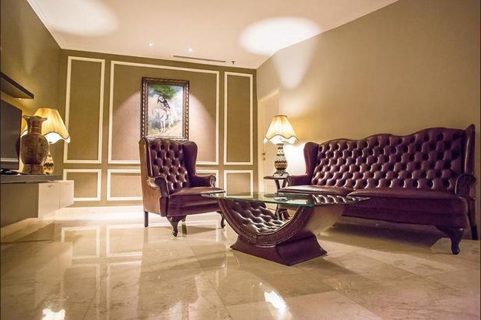 NAM Center Hotel Jakarta - Living Room