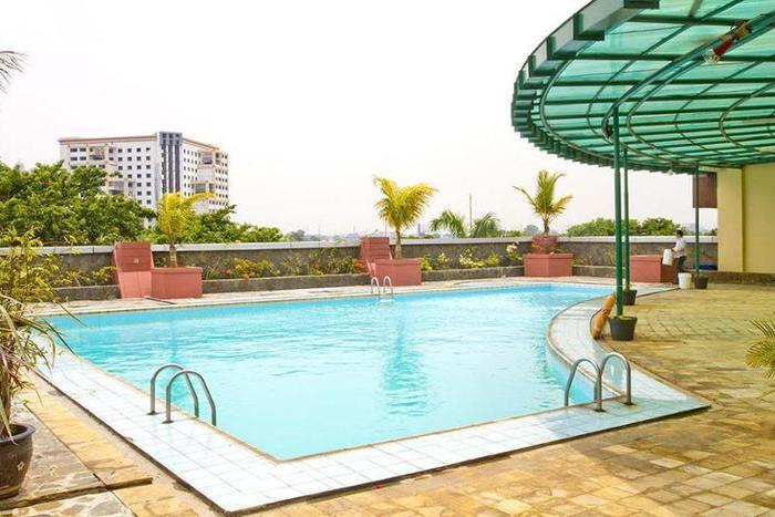 NAM Center Hotel Jakarta - Outdoor Pool