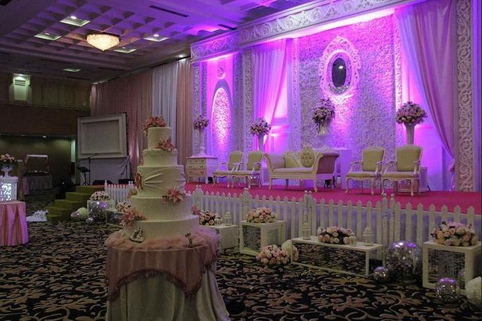 NAM Center Hotel Jakarta - Indoor Wedding