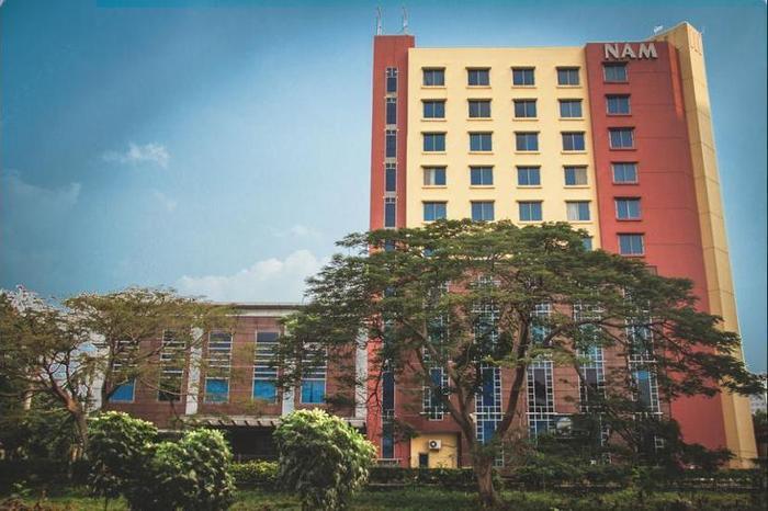 NAM Center Hotel Jakarta - Hotel Front