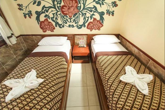 Delta Homestay Yogyakarta - Lobby Sitting Area