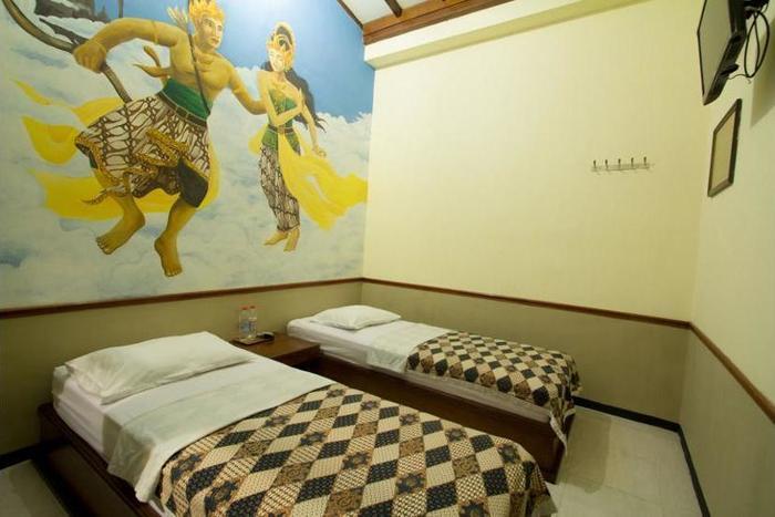 Delta Homestay Yogyakarta - Terrace/Patio