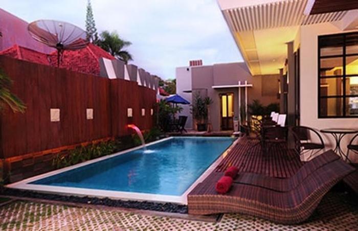 Savali Hotel  Padang - Kolam Renang
