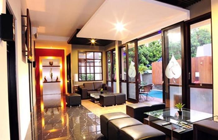 Savali Hotel  Padang - Ruang Tamu