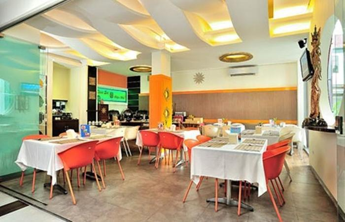 Savali Hotel  Padang - Restoran