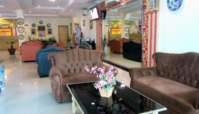 Hotel Grand Duta Palembang - Lobby