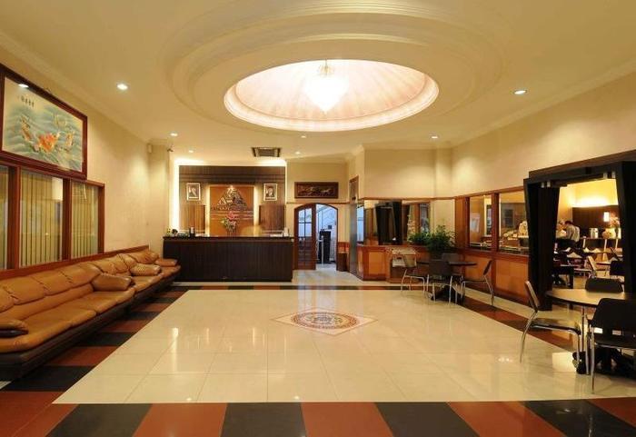 Hotel Kapuas Dharma Pontianak - Lobby