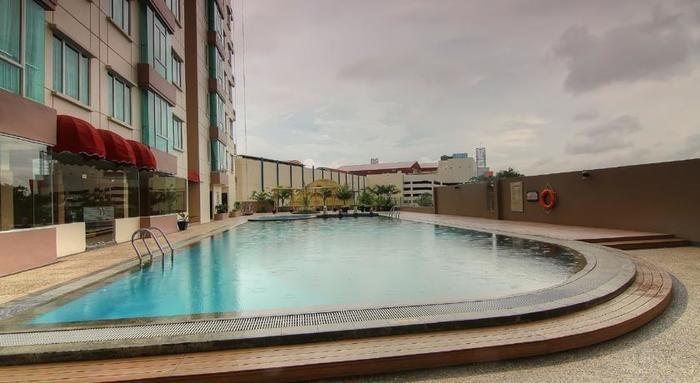 BCC Hotel  Batam - Kolam Renang