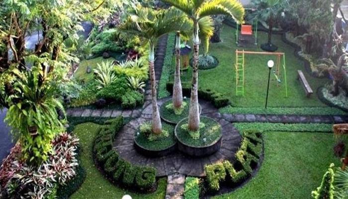 Hotel Tanjung Plaza Prigen - Taman