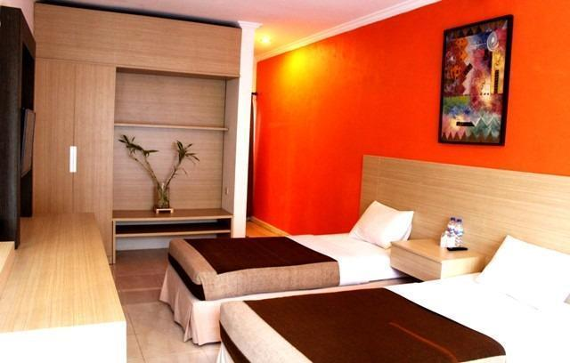 Hotel Tanjung Plaza Prigen - Kamar Deluxe