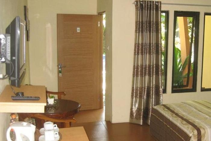 Casa Beach Hotel Belitung - Kamar Business Twin