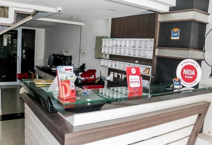 NIDA Rooms Titiran Ruman Cibaduyut Bandung - Resepsionis