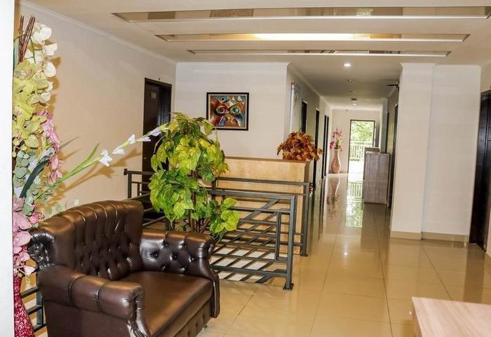 NIDA Rooms Titiran Ruman Cibaduyut Bandung - Pemandangan Area