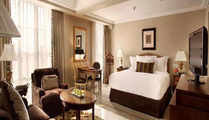 Hotel Gran Mahakam Jakarta - Kamar tamu