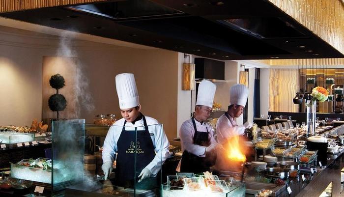 Hotel Gran Mahakam Jakarta - Chef room