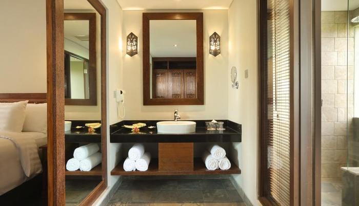 Best Western Premier Agung Resort Ubud Ubud - Kamar mandi
