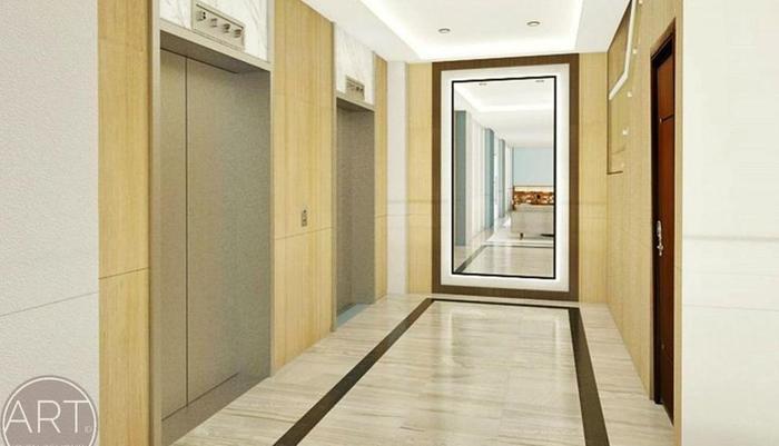 C Hotel Cirebon Cirebon - Corridor