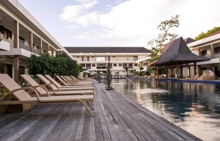 Hotel Ombak Paradise Lombok - Exterior