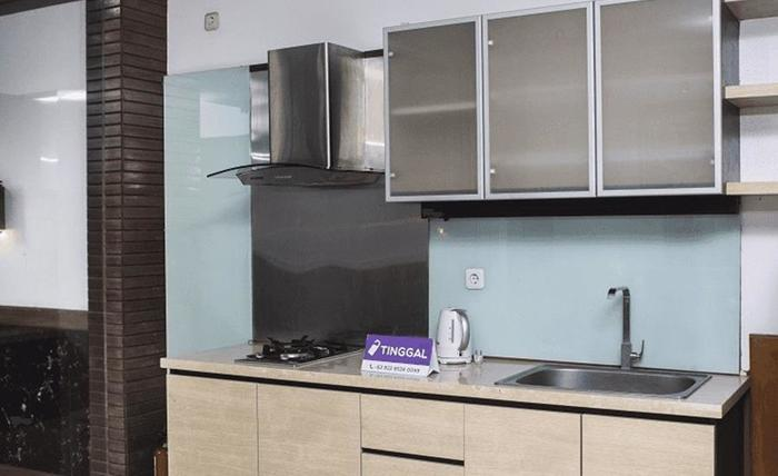 Tinggal Standard Sangkuriang Dago Bandung - Dapur