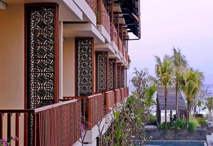 The Haven Suites Bali Berawa - Balkon