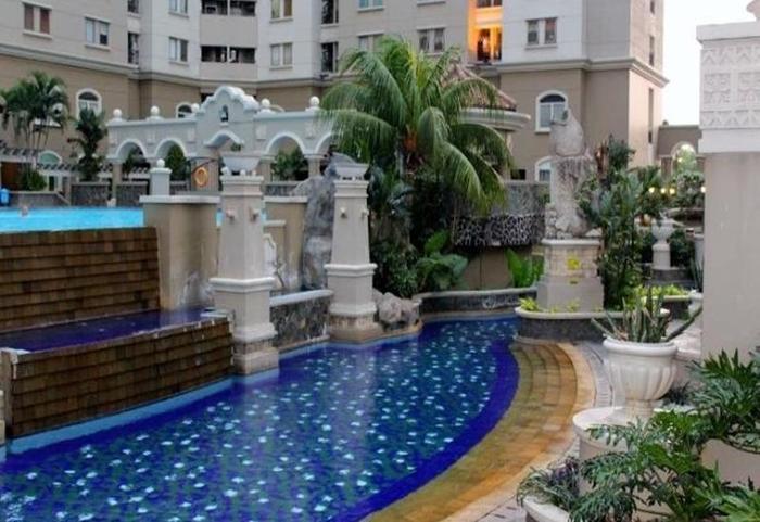 Apartemen Mediterania Garden Residence 1 Jakarta - Eksterior