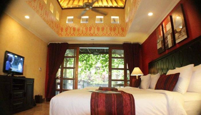 Bidadari Private Villas & Retreat Bali - Four Bedroom Pool Villa
