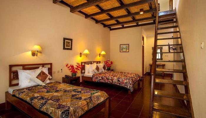 Ubud Inn Resort and Villas Bali - Kamar Tamu
