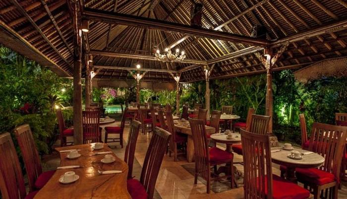 Ubud Inn Resort and Villas Bali - Restoran