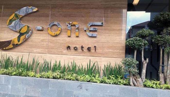 S-One Hotel Palembang Palembang - Eksterior