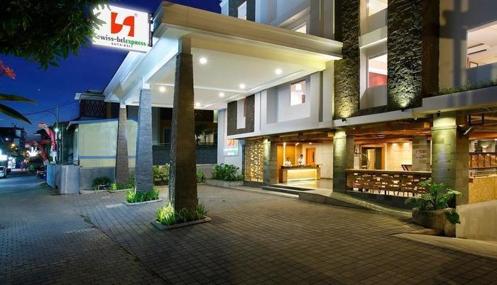 Swiss-Belhotel Belexpress Kuta Legian Bali - Tampilan Luar Hotel